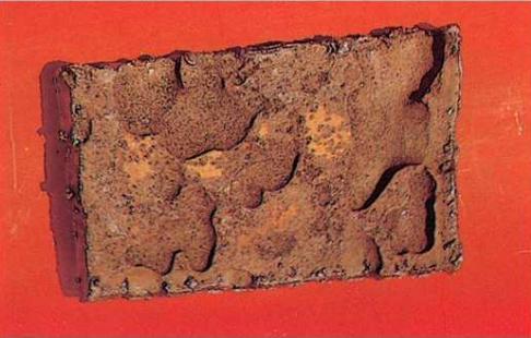 Corrosão por placas